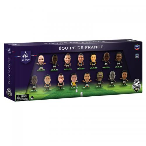 France SoccerStarz 15 Player Team Pack