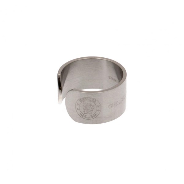 Chelsea F.C. Bangle Ring Small