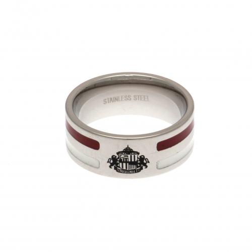 Sunderland A.F.C. Colour Stripe Ring Small