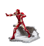 Avengers Age of Ultron Action Hero Vignette 1/9 Iron Man Mark XLIII 20 cm