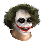 Batman The Dark Knight Latex Mask The Joker