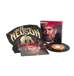 "Vynil Willie Nelson - Always On My Mind / The Party's Over 7 & T Shirt Box Set (7"" Box)"