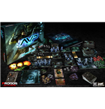 Alien Vs Predator Board Game The Hunt Begins *English Version*