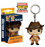 Doctor Who POP! Vinyl Keychain 4th Doctor 4 cm