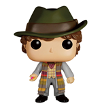 Doctor Who POP! Television Vinyl Figure 4th Doctor with Jelly Beans 9 cm
