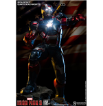 Iron Man 3 Maquette 1/4 Iron Patriot 56 cm