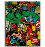 Marvel Comics Notebook Holder Characters