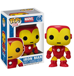 Marvel Comics POP! Vinyl Bobble-Head Iron Man 10 cm
