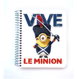 Minions Mini Notebook Minions Revolution