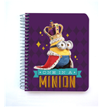 Minions Mini Notebook Minions King