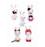 Raving Rabbids Plush Figures Show Time 21 cm Assortment A (12)