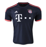 2015-2016 Bayern Munich Adidas Third Football Shirt