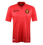 2015-2016 Real Mallorca Authentic Home Match Shirt