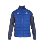 2015-2016 Leinster Rugby Presentation Jacket (Blue)