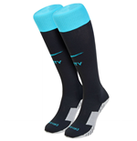 2015-2016 Man City Nike Away Socks (Obsidian)