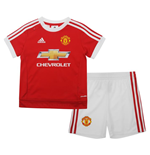 2015-2016 Man Utd Adidas Home Baby Kit