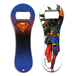 SUPERMAN Dog Bone Bottle Opener