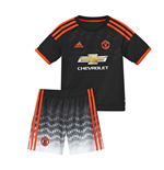 2015-2016 Man Utd Adidas Third Baby Kit