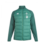 2015-2016 Ireland Rugby Presentation Jacket (Green)