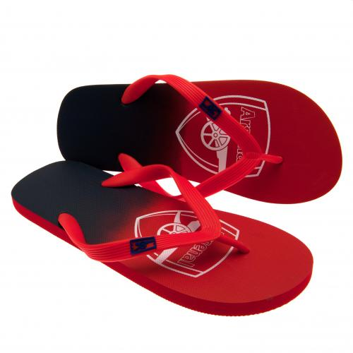 Arsenal F.C. Flip Flops Adult size 9