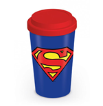 DC Comics Travel Mug Superman