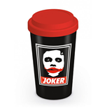 Batman Arkham Knight Travel Mug Obey The Joker
