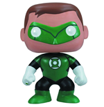DC Comics POP! Heroes Vinyl Figure Green Lantern (The New 52) 9 cm