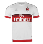 2015-2016 AC Milan Adidas Away Shirt (Kids)