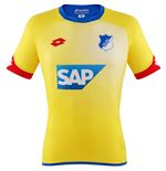2015-2016 TSG Hoffenheim Lotto Away Football Shirt