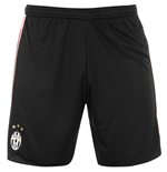 2015-2016 Juventus Adidas Away Shorts (Kids)