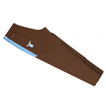 2015-2016 Lazio Official Training Pants (Brown)