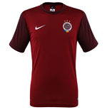 2015-2016 Sparta Prague Home Nike Football Shirt