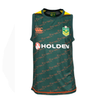 2015-2016 Kangaroos Replica Training Singlet (Green)