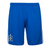2015-2016 Hamburg Adidas Away Shorts (Blue)