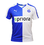 2015-2016 Grasshoppers Zurich Puma Home Football Shirt