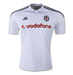 2015-2016 Besiktas Adidas Home Football Shirt