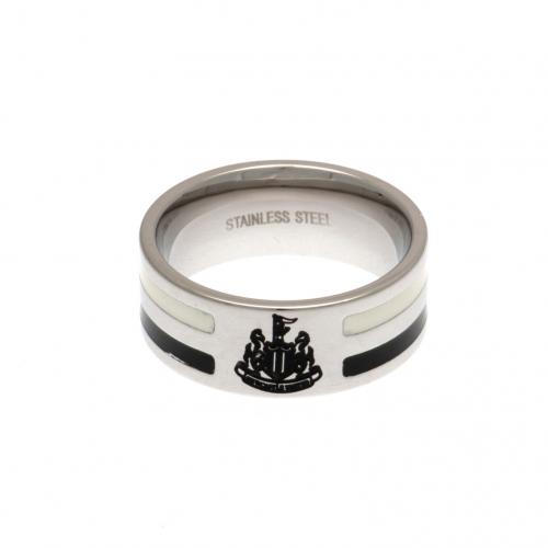 Newcastle United F.C. Colour Stripe Ring Medium