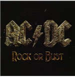 "Vynil Ac/Dc - Rock Or Bust (7"")"