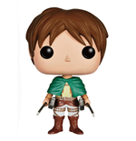 Attack on Titan POP! Vinyl Figure Eren Jaeger 10 cm