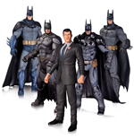 Batman Arkham Action Figure 5-Pack 17 cm