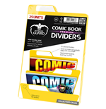 Ultimate Guard Premium Comic Book Dividers Yellow (25)