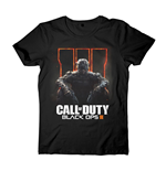CALL OF DUTY Black Ops III Box Cover Men's T-Shirt, Large, Black