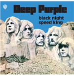 "Vynil Deep Purple - Black Night / Speed King (Lp 7"") Rsd"