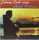 Vynil Johnny Cash - Sings Hank Williams