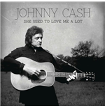 "Vynil Johnny Cash - She Used To Love Me A Lot (7"")"