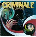 Vynil Various Artist - Criminale Vol. 3 - Colpo Gobbo(Lp+Cd)
