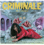 Vynil Various Artist - Criminale Vol .4 - Violenza! (Lp+Cd)