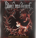 Vynil Blood Red Throne - Brutalitarian Regime