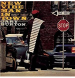 Vynil Gary Burton - New Vibe Man In Town