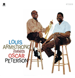 Vynil Louis Armstrong / Oscar Peterson - Louis Armstrong Meets Oscar Peterson